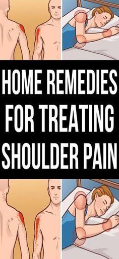 If you are experiencing shoulder pain, you should try this home remedies for treating shoulder pain! – Medi Idea