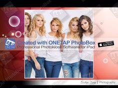 Diy Photobooth, John Doe, Ipad App, Cool Stuff, Projects, Photography, Log Projects, Photograph, Photography Business