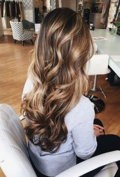 Brunette Balayage & Hair Highlights      Picture    Description  x     https://looks.tn/hairstyles/color/brunette-balayage-hair-highlights-x/ #hairhighlights