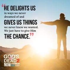 Will you give a chance? Beloved Movie, Inspirational Movies, Gods Not Dead, 2 Movie, Christian Encouragement, Movie Trailers, Bible Verses, Teacher, Student