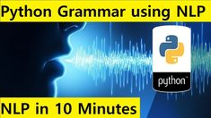 Free Grammar using NLP in Python | NLP Tutorial What Is Deep Learning, Context Free Grammar, Artificial Intelligence Course, Introduction To Machine Learning, Supervised Learning, Logistic Regression, Linear Regression, Decision Tree