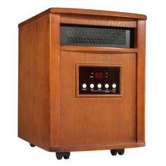 Indoor Heating : Model # DYN-HTR-1500-200