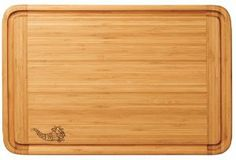 Totally Bamboo Malibu Groove Cutting Board, Cornucopia by Totally Bamboo. $28.67. No dyes or stains are used-color is permanent and will not fade or wash out. Made with premium, hand selected bamboo-variety chosen is neither a food source nor a habitat for the Giant Panda. Bamboo is one of the fastest growing renewable resources; only food-safe, formaldehyde-free glue is used in assembly. Totally Bamboo Malibu Groove Cutting Board with Cornucopia. Board feature...
