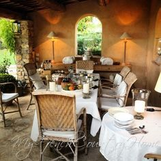 country living in provence - the art of french hospitality - MY FRENCH COUNTRY HOME