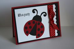 5M Creations: Ladybug Party sneak peek