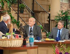 Pastor Jim & Lori Bakker welcome Tom Horn and John Shorey to the Spring 2015 Ready NOW Expo for Day 13