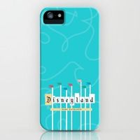 iPhone 5s & iPhone 5 Cases featuring Park Entrance | Disney inspired by Jordan Blaser