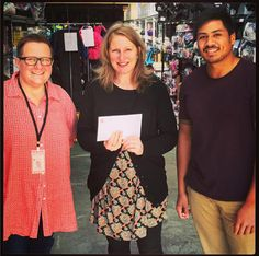 One of the best things about volunteering at St Kilda Mums is meeting all the amazing social workers - like Karryn and Marcellus from Salvation Army Sunshine Youth Housing - who held a fundraiser for us recently, raising $1545. They support young people aged 16 to 25 experiencing homelessness.  Their team had a fun Friday where everybody had to wear the exact opposite of what they normally do.Others baked cakes and cookies. What could your team do? Check out this video...