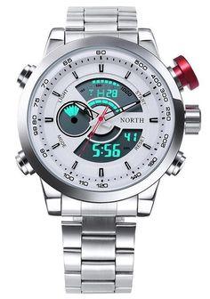 e615f031f86 Relógio North Digital Army. Relógio North Digital Army - Dali Relógios