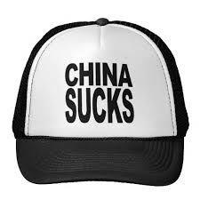 china sucks