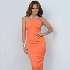 ~ Jennifer Lopez in Victoria Beckham