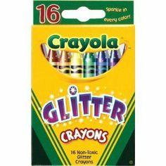 Glitter Crayons 16-Pack by Crayola, http://www.amazon.com/dp/B00178LYWC/ref=cm_sw_r_pi_dp_40KZqb1NS9DXW