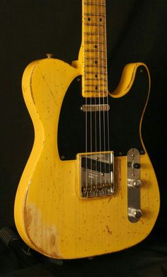 Fender Stratocaster, Fender Relic, Gibson Guitars, Fender Guitars, Acoustic Guitars, Guitar Art, Cool Guitar, Fender Esquire, Vintage Guitars