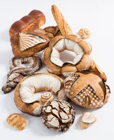 [FRENCH TEAM - Europe Selection]  Breads of the world by Cyrille MARTIN   #BakeryLesaffreCup #Europe #france #bread #baking