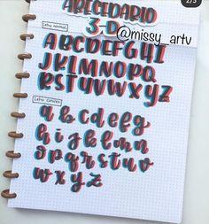 Hand Lettering Fonts, Doodle Lettering, Creative Lettering, Types Of Lettering, Lettering Tutorial, Lettering Design, Bullet Journal Cover Ideas, Bullet Journal Banner, Bullet Journal Notes