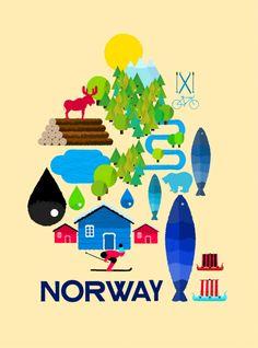 Norway, Harrison Fjord