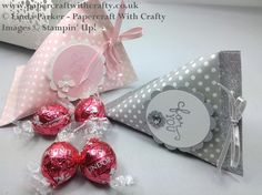 Papercraft With Craftyhttp://www.papercraftwithcrafty.co.uk/2016/04/treat-pouches.html Video included