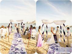 Wedding ceremony at @mecabo in Cabo San Luca, Baja, Mexico. By Pink Palm Photographers. #Cabo #cabowedding #destinationwedding #wedding #mexicowedding #weddingphotographer #weddingphotographers #beautiful #bride #groom #newlyweds #wedspiration #weddingideas #bridetobe