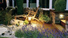 Vyberte si osvetlenie do záhrady