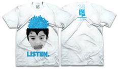 Scumbags Clothing fail - as well as supporting Autism Speaks, the t-shirt depicts a child with his mouth taped shut...all sorts of creepy and offensive considering that Autism Speaks silenced autistic people and autistic children are often abused.