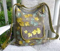 Cosmo Convertible Bag - backpack, schouder bag and cross-body bag