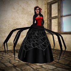 black widow spider costume - Google Search