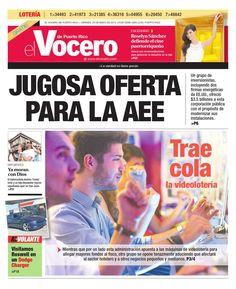 Edición 29 de Mayo 2015  El Vocero de Puerto Rico