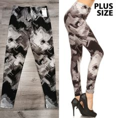 #stockedandstyled #stockonhand #stylist #stylistlife #willoughby #langley #walnutgrove #fortlangley #leggings #socialitesuite #sassysuite #fashion #styled #clothing #accessories #homeboutique #supportlocal #shoplocal #plussize #comfy #cozy #printedleggings #tights #leggingsarepants #leggingsarelife #leggingsalldayeveryday #leggingslife #buttery #peachskinsoft #soft #stretchy #plussizefashion #monochrome #monochromatic #black #grey #abstract #origami Plus Size Leggings, Printed Leggings, Clothing Accessories, Plus Size Fashion, Monochrome, Origami, Capri Pants, Stylists, Tights