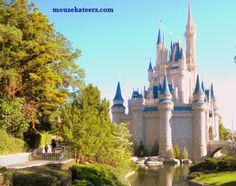 Disney's Magic Kingdom: Take a walk behind the Castle...