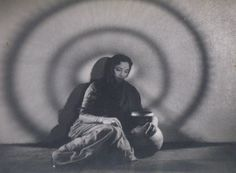 """Geeta Dutt as """"Gouri"""" - photographed by VK Murthy and directed by Guru Dutt, filming started on location in Calcutta, but had to be abandoned soon. The plan was to make a Bengali Version plus one in. Selfless Love, Film Icon, Unfinished Business, Kids Gown, Vintage Bollywood, Durga Goddess, Married Woman, Once Upon A Time, Golden Age"""
