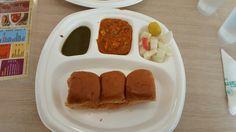 Pav bhajji Indian Food