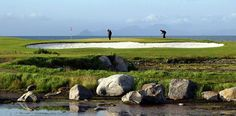 #Golf in #Northern #Norway