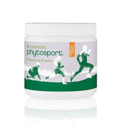 "Be your best from start to finish. Prepare & Endure delivers carbohydrates, D-ribose and L-carnitine to support energy and help prevent the ""crash"" when you don't have the fuel you need. Key amino acids support nitric oxide production to help deliver oxygen to muscles and maintain healthy blood flow for optimum per­formance. Arbonne PhytoSport Blend delivers antioxidant botanicals to help fight oxidation that occurs during exer­cise."