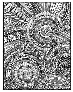 Coloring Pages Mandala Coloring Pages Dover