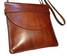 LEATHER HANDMADE BAG / Bag / Leather Bag / Leather Handbag /