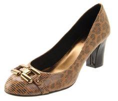 AK Anne Klein Women's Fannon Pump - Size 10M. Regular retail price: $79.98. Starting bid: $15.00. http://wholesalebootsnshoes.com/