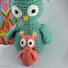 Hilo DMC Natura XL - 100 g - Fotografía n°6 Crochet Owls, Crochet Diy, Dmc Natura Xl, Tweety, Hello Kitty, Dinosaur Stuffed Animal, Creations, Sketches, Toys