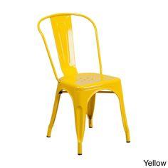 Offex Indoor-outdoor Restaurant Stackable Chair