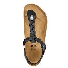 Kairo Leather : Black Braid
