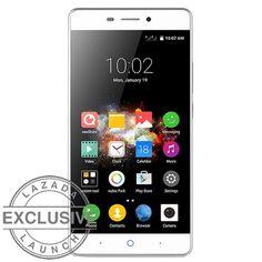 Belanja ZTE Blade A711 4G LTE - 16GB - RAM 2GB - Silver Indonesia Murah - Belanja Smartphone di Lazada. FREE ONGKIR & Bisa COD.