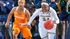 Notre Dame Women's Basketball :: UND.COM :: Arike also known as :Nightmare' -- The Official Site of ND Athletics