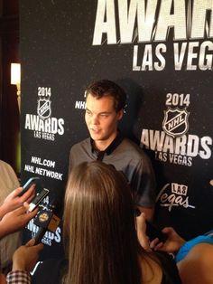 6/23/14 Tuukka Rask at the NHL awards in Las Vegas. Las Vegas, Nhl Awards, Hockey Teams, Boston Celtics, Boston Red Sox, New England Patriots, Last Vegas
