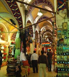 The Grand Bazaar A one day side trip to Istanbul was just a tease!  I've always wanted to go back!