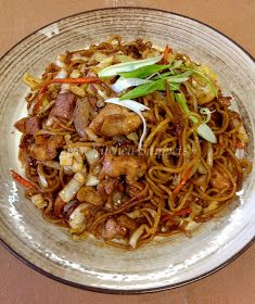 how to cook bean sprouts yakisoba