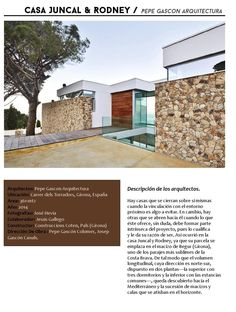 #ClippedOnIssuu from Revista Arquitecto Moderno