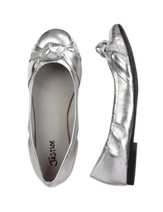 Twisted Knot Ballet Flats   Casuals & Flats   Shoes   Shop Justice