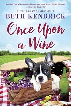 Early #Review / #Giveaway - Once Upon a Wine by Beth Kendrick
