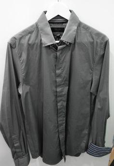 Camisa gris Guess