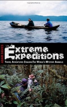 EXTREME EXPEDITIONS: Travel Adventures Stalking « Library User Group