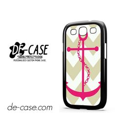 Pinky Anchor DEAL-8731 Samsung Phonecase Cover For Samsung Galaxy S3 / S3 Mini